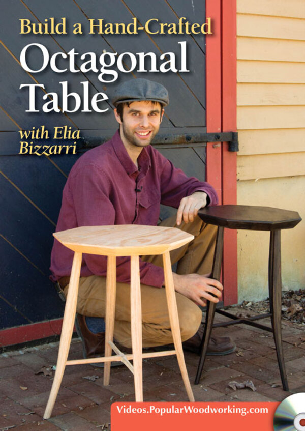 Build a Hand-Crafted Octagonal Table Video Download-0