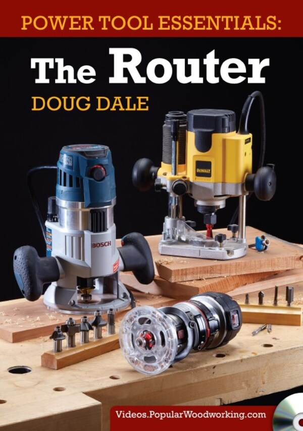 Power Tool Essentials: The Router Video Download-0