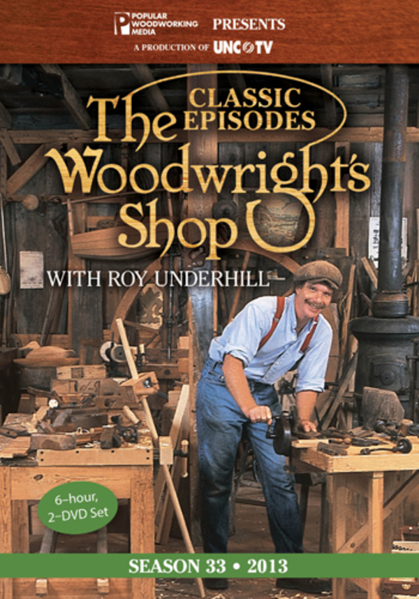 The Woodwright's Shop with Roy Underhill Season 33 Video Download-0