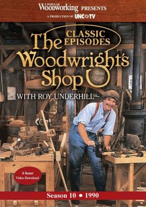 The Woodwright's Shop with Roy Underhill Season 10 Video Download Bundle-0