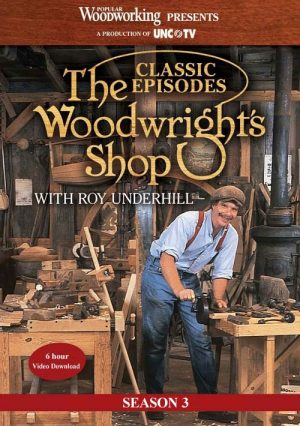 The Woodwright's Shop with Roy Underhill Season 3 Video Download-0