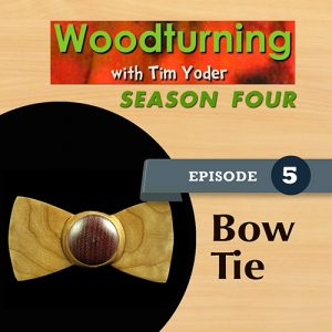 Woodturning with Tim - Bow Tie-0