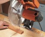 zero clearance miter table