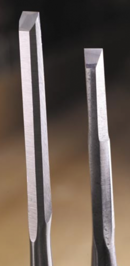 dovetail chisels