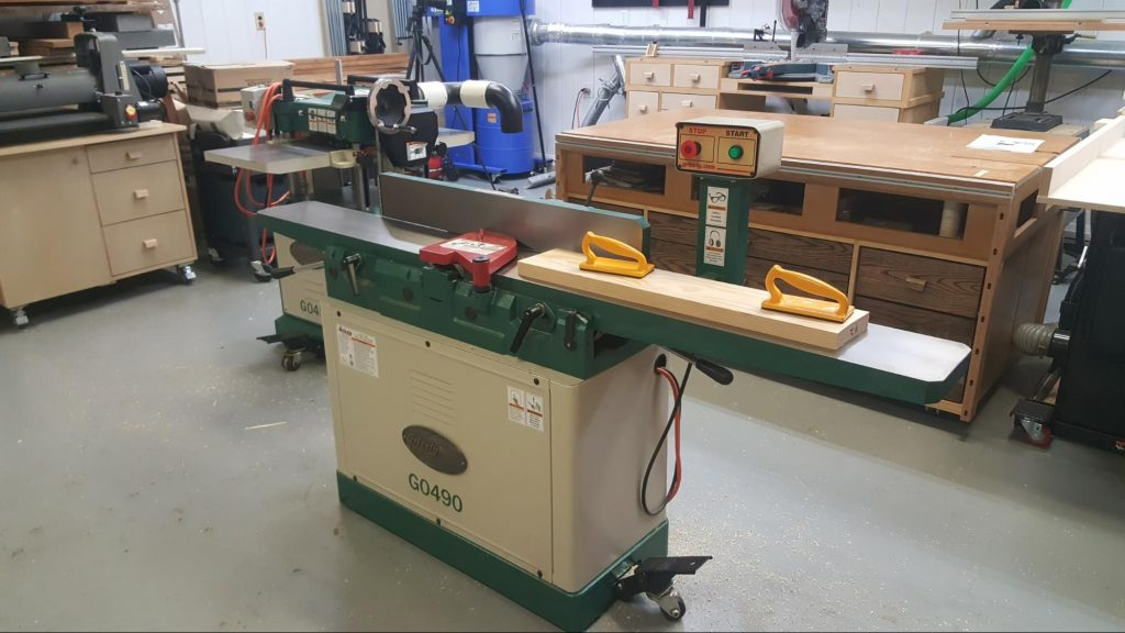 jointer and planer