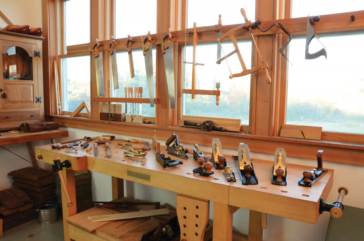 The Core Hand Tools | Popular Woodworking Magazine