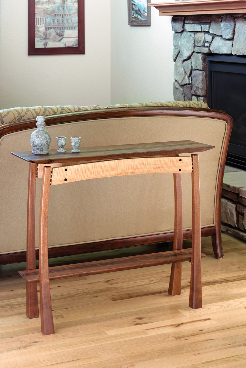 Floating Table | Popular Woodworking Magazine