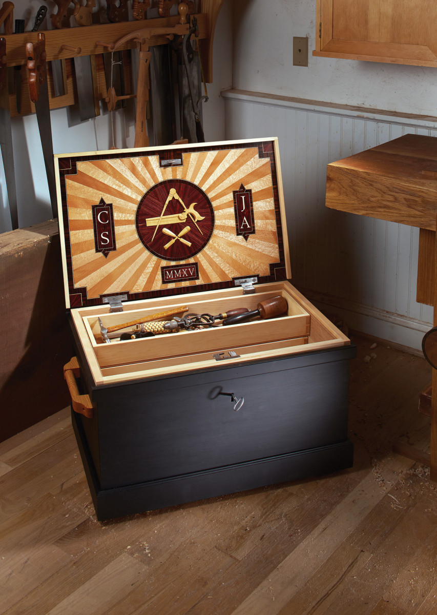 Traveling Tool Chest | Popular Woodworking Magazine