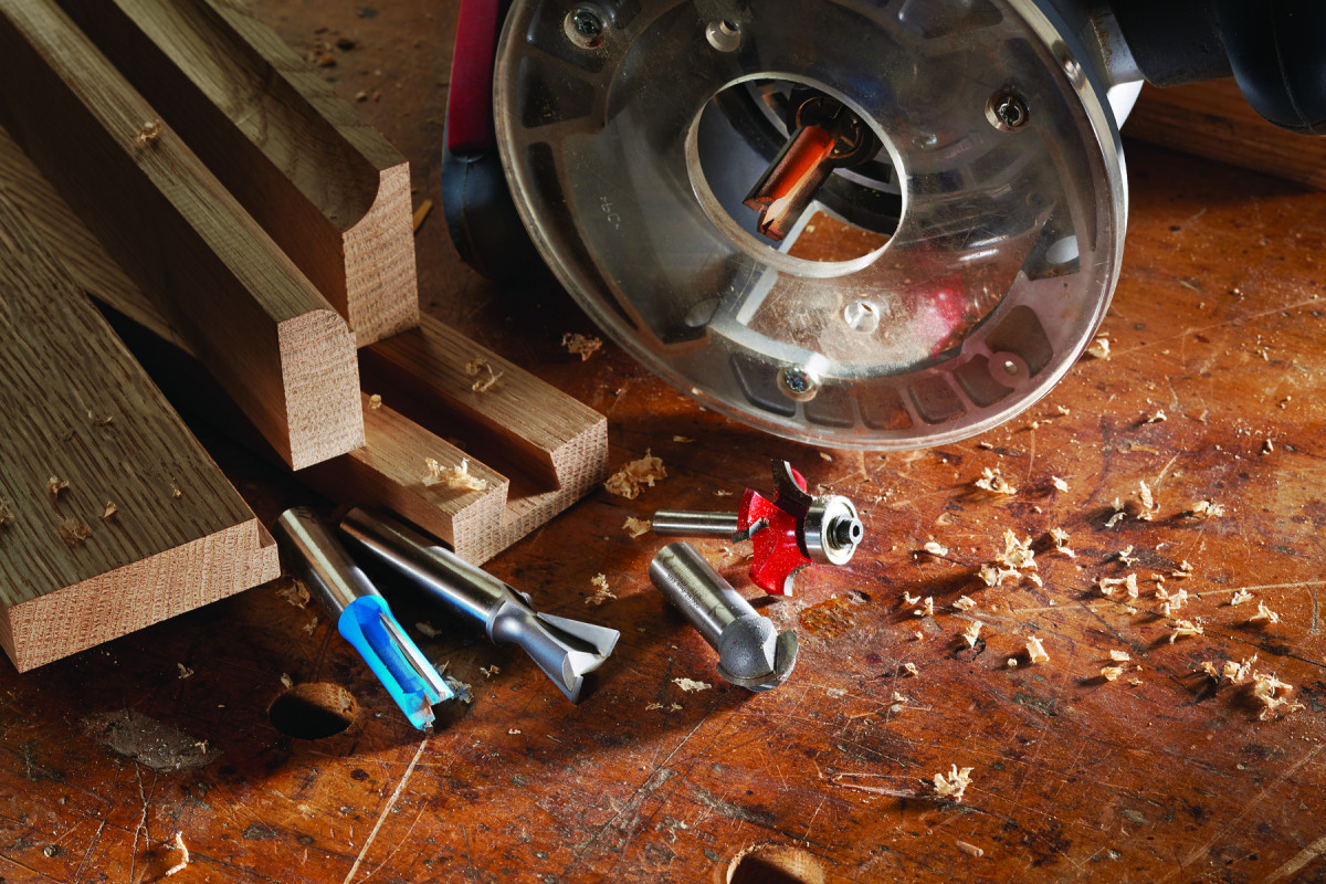 Must-Have Router Bits | Popular Woodworking Magazine