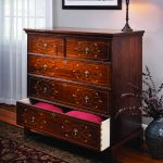 Line & Berry Chest of Drawers