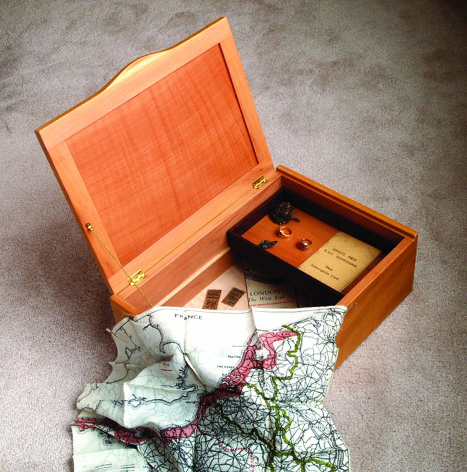 Krenov-style 'Memories Box' | Popular Woodworking Magazine