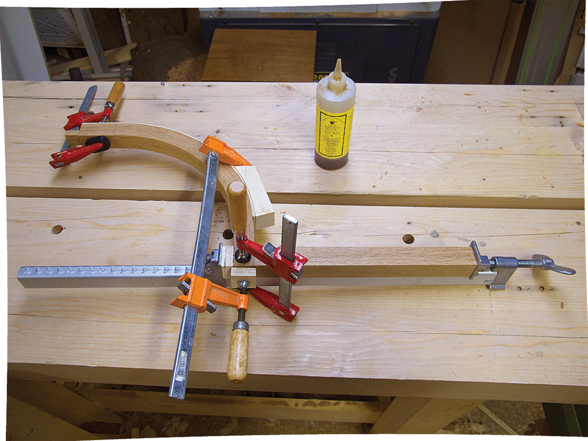 Curve Appeal | Popular Woodworking Magazine