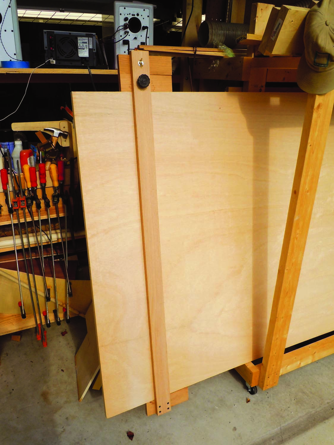 Plywood Cutting Guide | Popular Woodworking Magazine