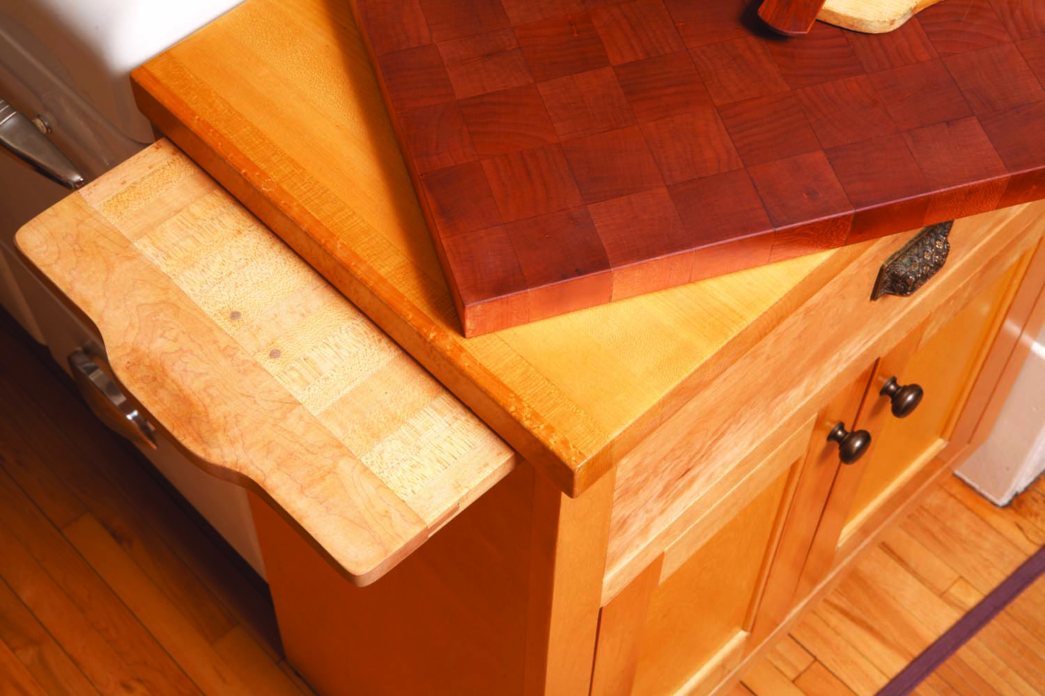 Butcher Block Finishes Popular Woodworking Magazine