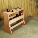 Portable Sawhorse Bench