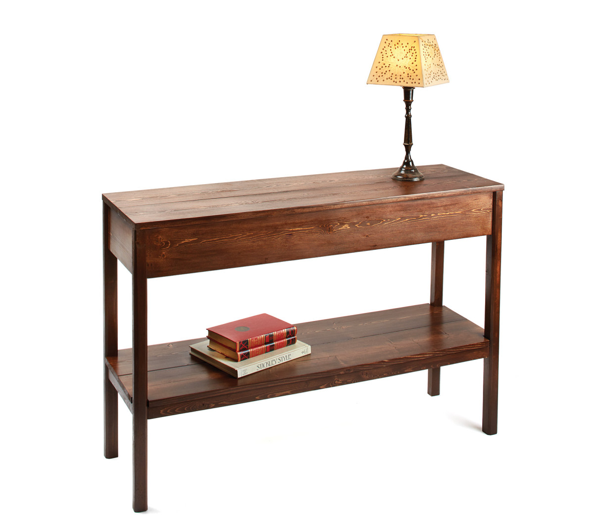 Contemporary Console Table | Popular Woodworking Magazine
