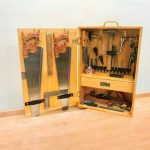 Authentic Sloyd Tool Cabinet