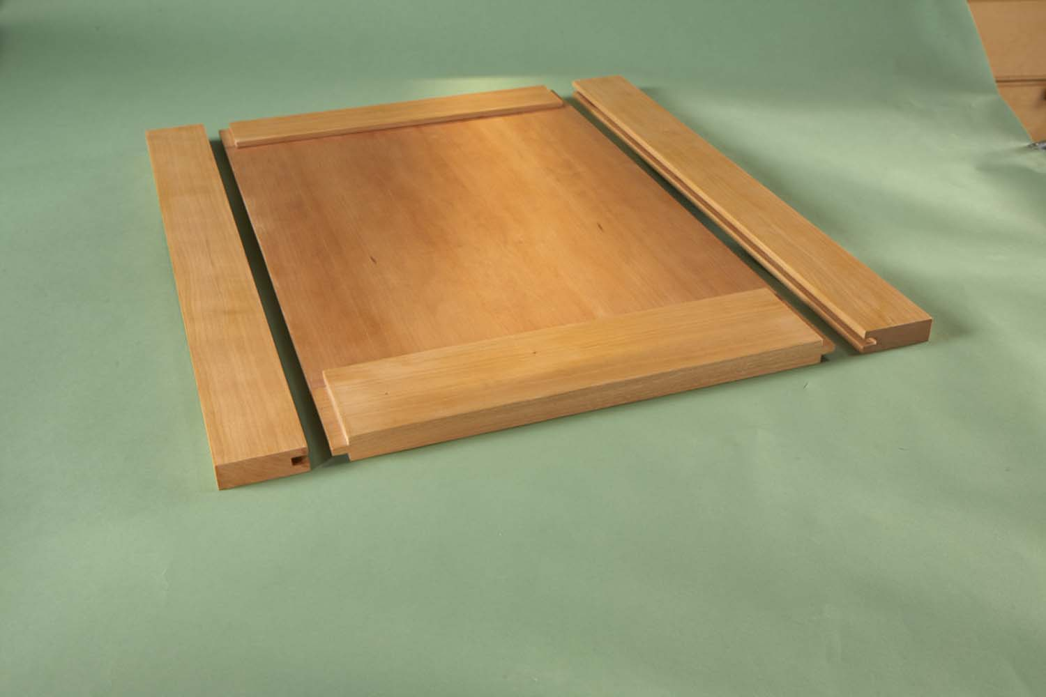 How To Make A Cabinet Door Por Woodworking Magazine