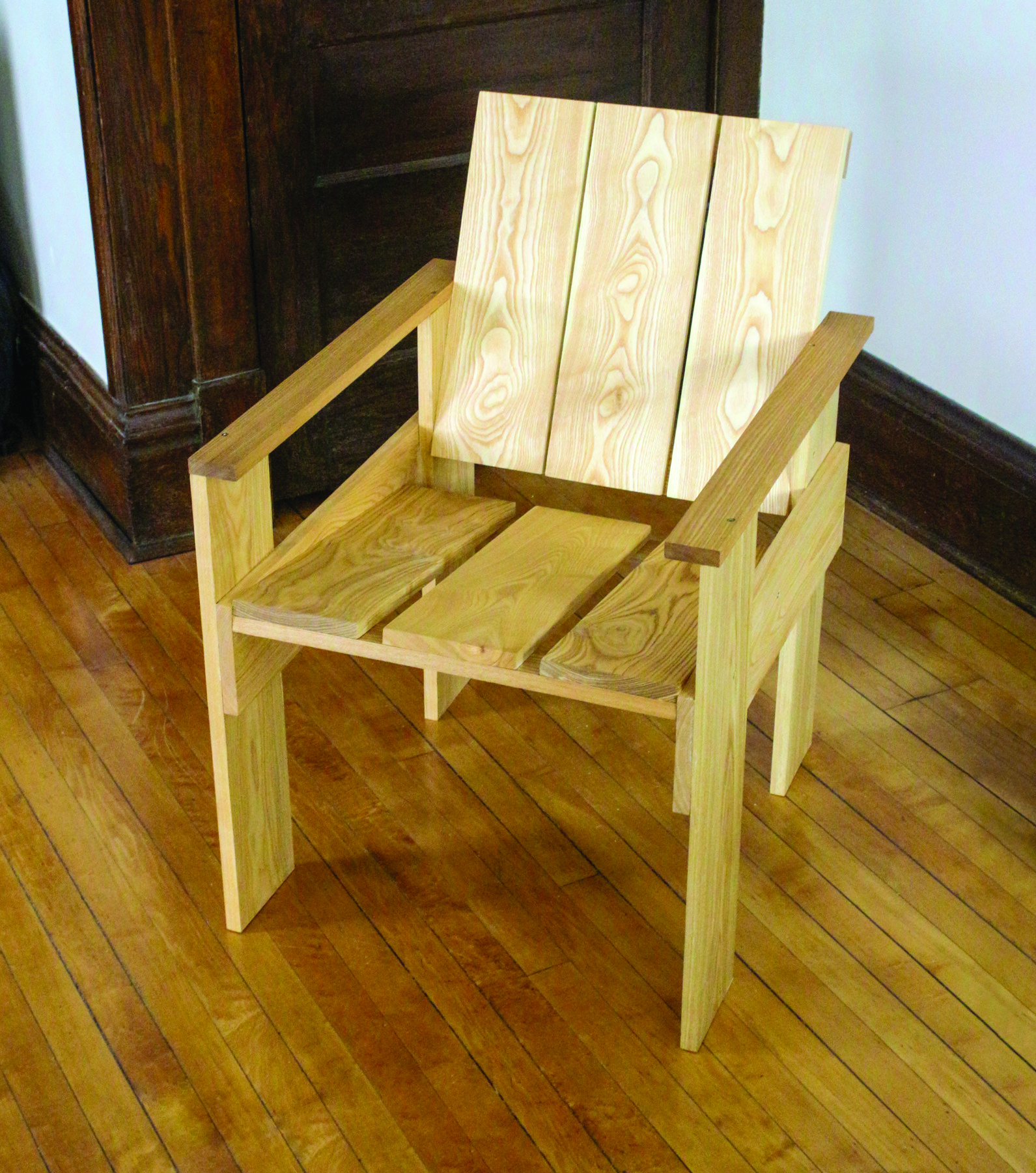 Crate Chair | Popular Woodworking Magazine