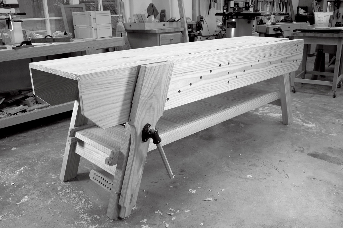 10 Rules For Workbenches | Popular Woodworking Magazine