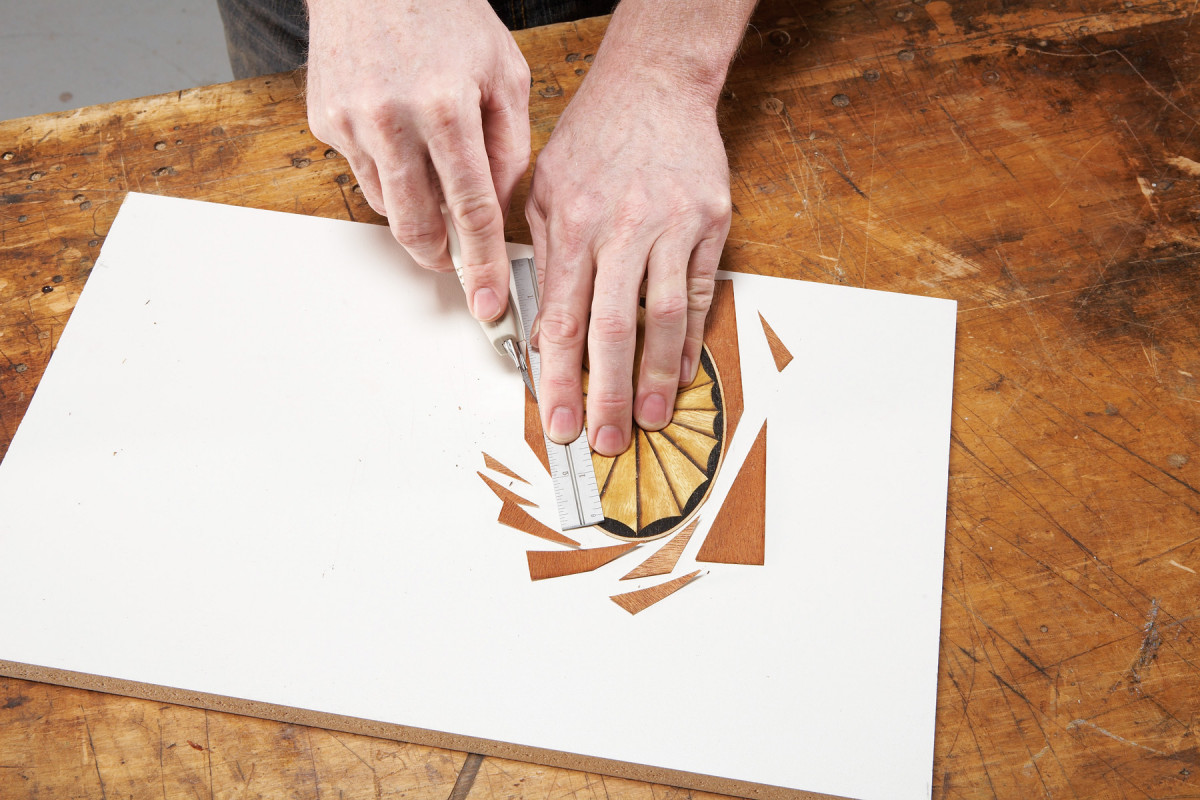 Routing for Oval Inlay | Popular Woodworking Magazine