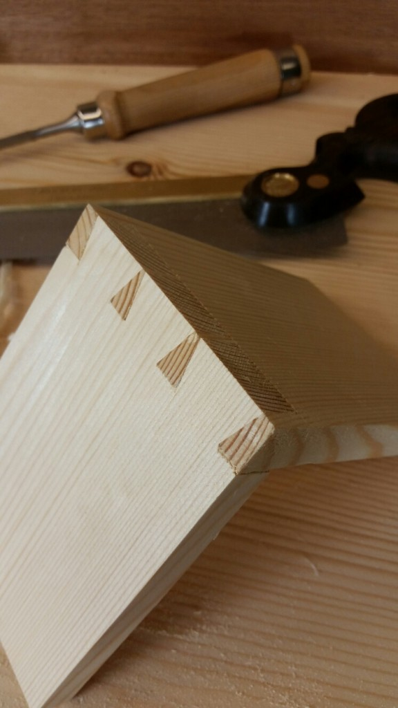 3-Minute Dovetail