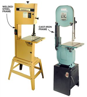 How to Buy a Bandsaw