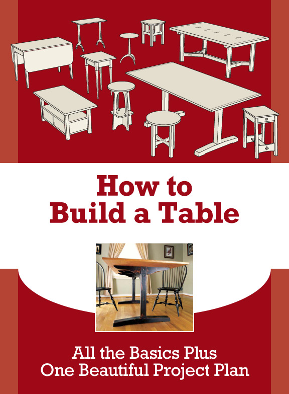 Free Woodworking Plans: More Depth On The Shaker Furniture Download   Popular Woodworking Magazine