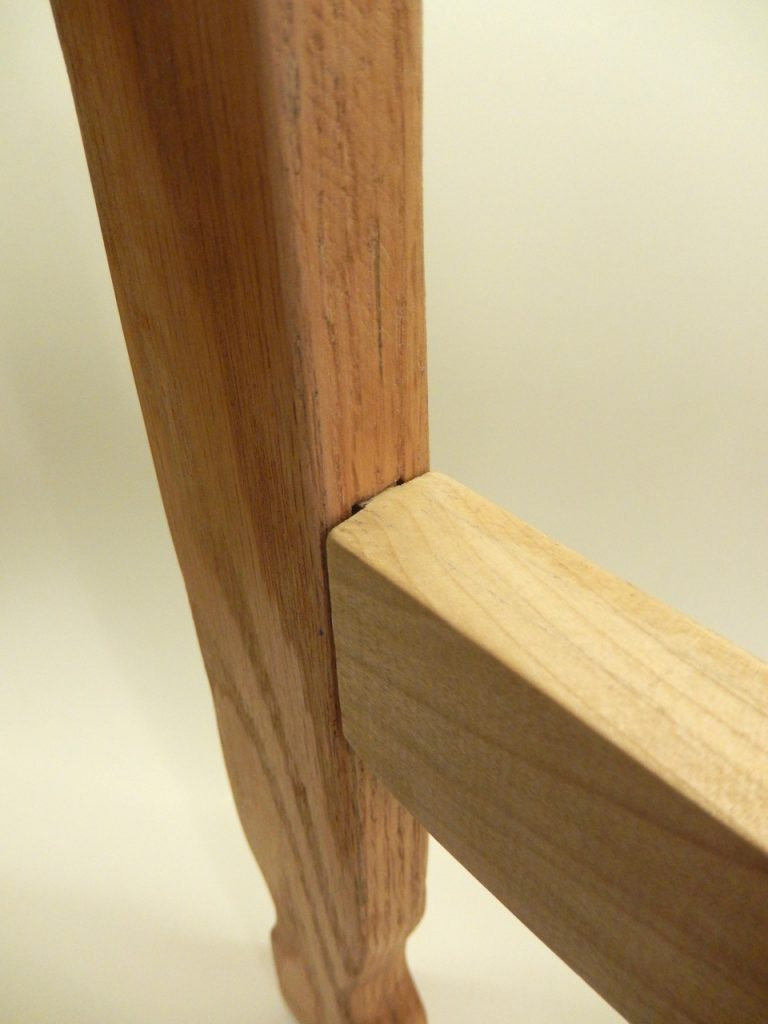 Another great looking mortise and tenon