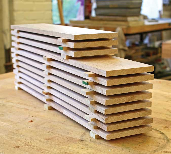 dovetailed drawers stock