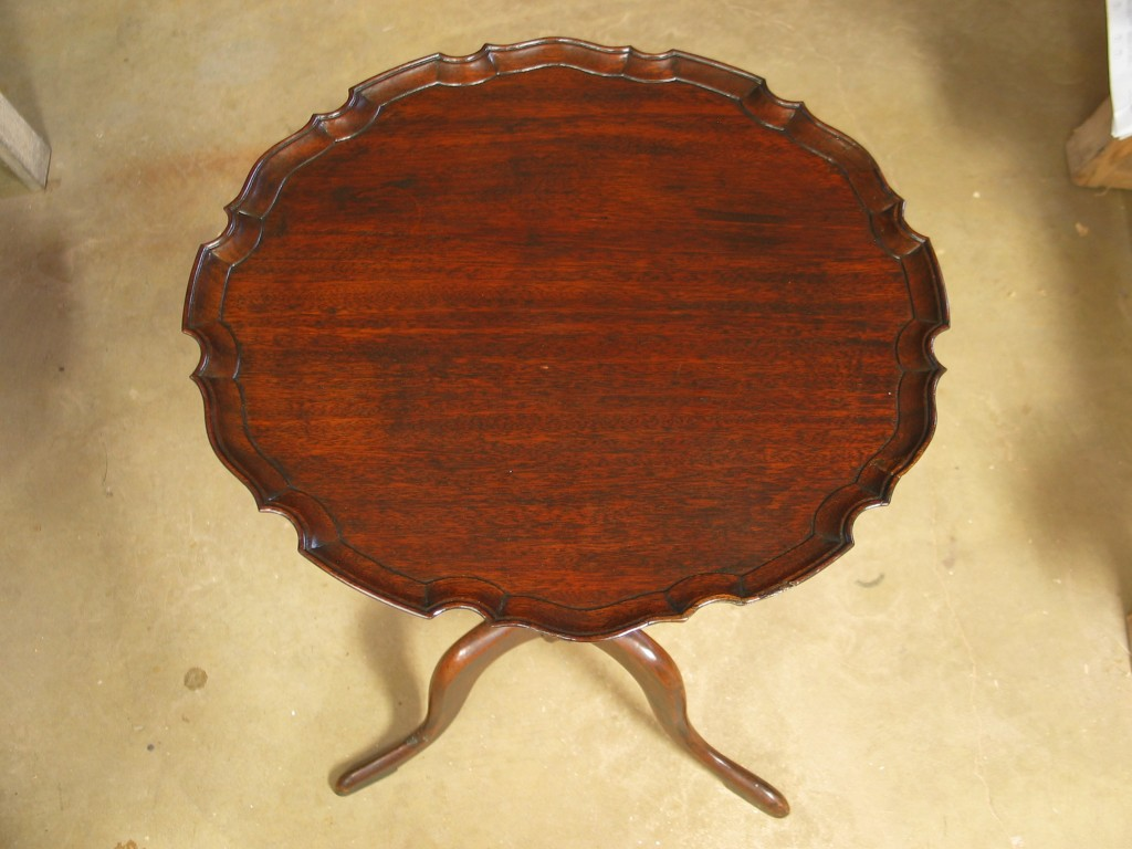 antiques and reproductions