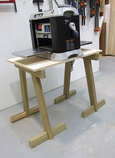 Fastest Sawhorse You Can Build