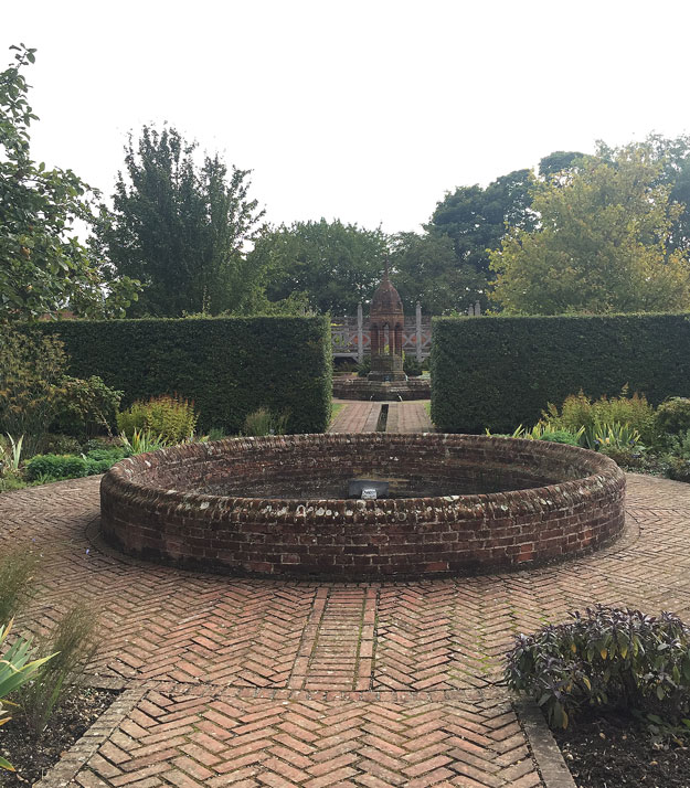 cressing temple walled garden