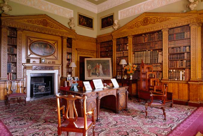Thomas Chippendale library