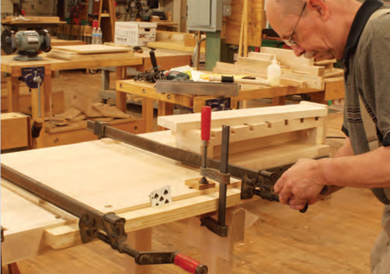 Master Cabinetmakers Bench_17