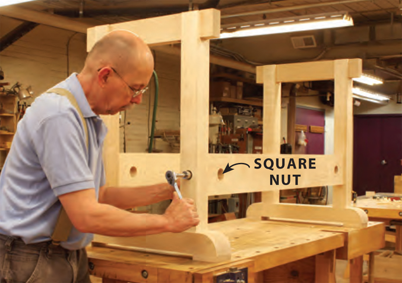 Master Cabinetmakers Bench_6