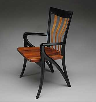 """My Chair, by Michael Noll"