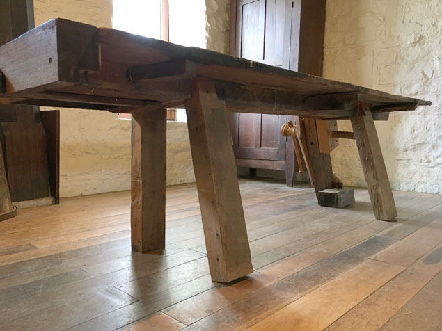 Shaker Workbench