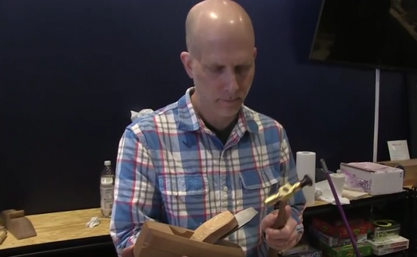 Using Wooden Planes