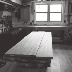 construction lumber for workbenches