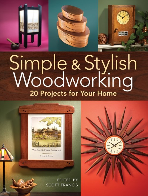 Simple & Stylish Woodworking