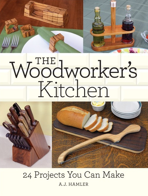 woodworking projects for the kitchen