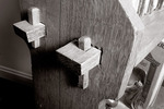 through mortise through-mortise keyed mortise