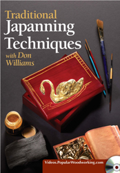 Traditional Japanning