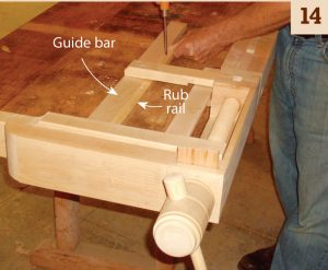 Wooden Tail Vise_14