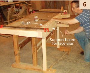 Wooden Tail Vise_6