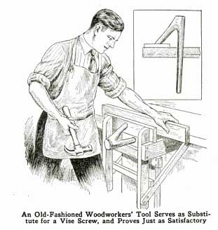 The Holdfast In Your Backyard Popular Woodworking Magazine