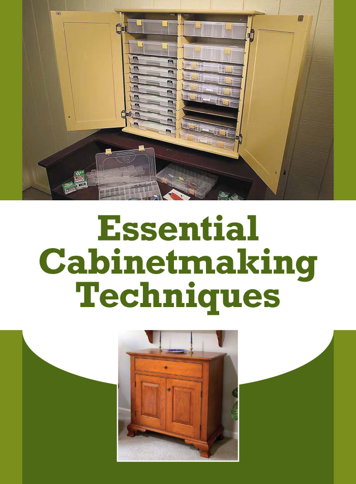 free cabinet making plan