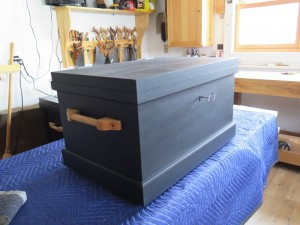 traveling tool chest