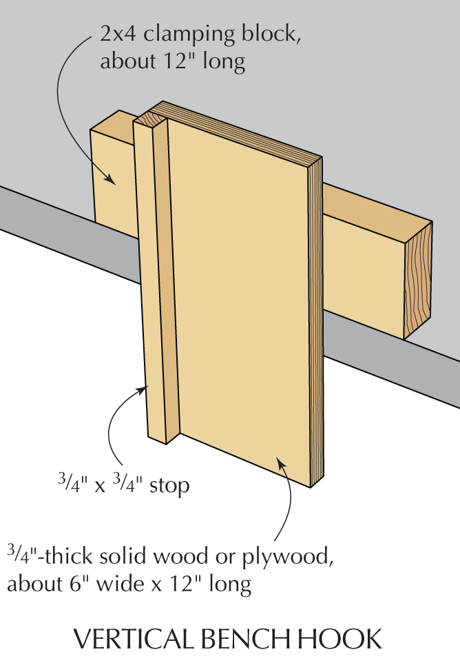 Download these plans for DIY woodworking jigs free from PopularWoodworking.com!